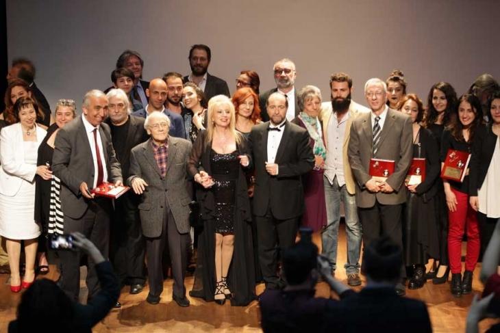1. Üstün Akmen Tiyatro Ödülleri (2017), Yılın Kadın Oyuncusu