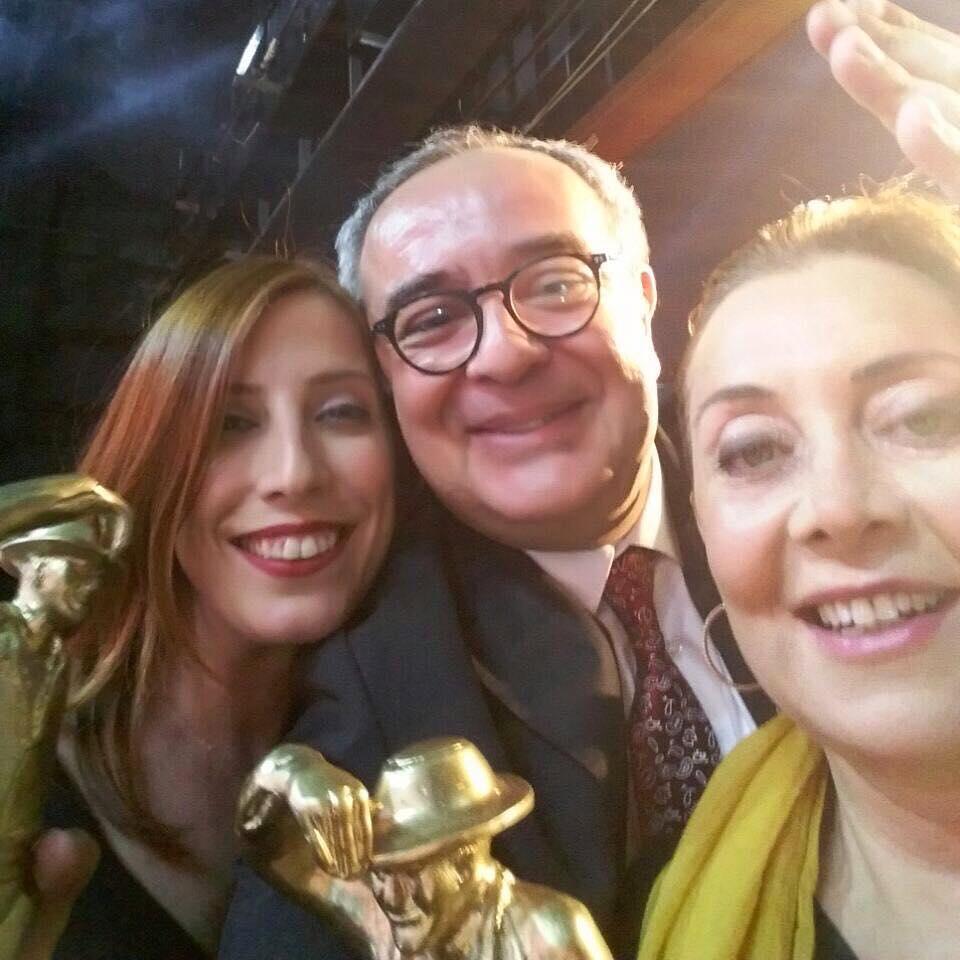 22. Sadri Alışık Komedi dalında Tiyatro Oyuncu Ödülleri (2017), Yılın En Başarılı Kadın Oyuncusu