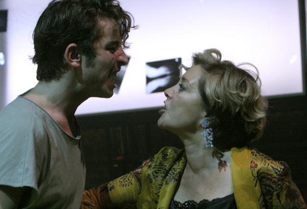 Treplev & Arkadina